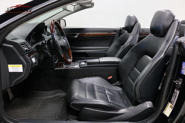 2011 Mercedes-Benz E 550 Merrillville, Indiana 10