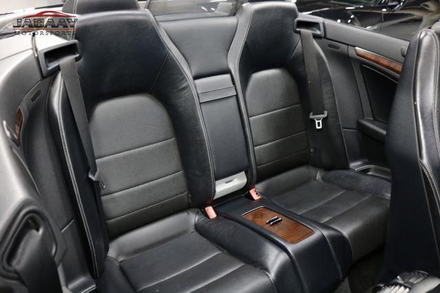 2011 Mercedes-Benz E 550 Merrillville, Indiana 13
