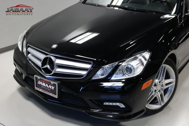 2011 Mercedes-Benz E 550 Merrillville, Indiana 31