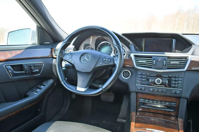 2011 Mercedes-Benz E 550 Luxury 4Matic Naugatuck, Connecticut 11