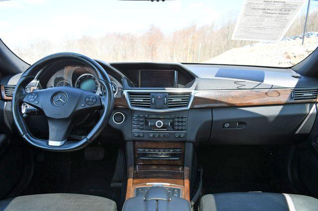 2011 Mercedes-Benz E 550 Luxury 4Matic Naugatuck, Connecticut 12
