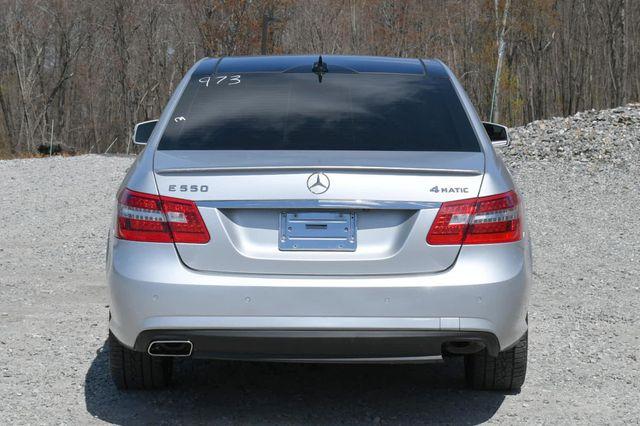 2011 Mercedes-Benz E 550 Luxury 4Matic Naugatuck, Connecticut 5