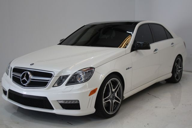 2011 Mercedes-Benz E 63 AMG Houston, Texas 1