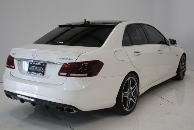 2011 Mercedes-Benz E 63 AMG Houston, Texas 8