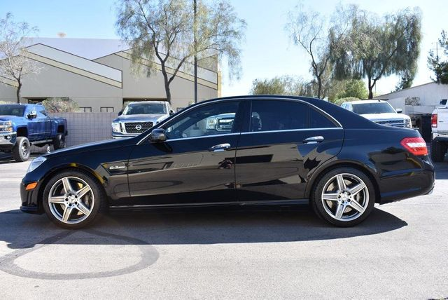 2011 Mercedes-Benz E 63 AMG sticker new was $99,255