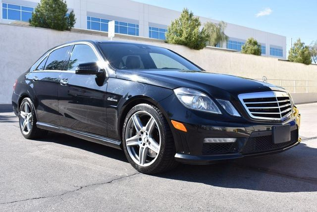 2011 Mercedes-Benz E 63 AMG sticker new was $99,255 in Memphis, Tennessee 38115