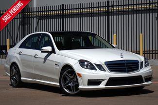 2011 Mercedes-Benz E 63 AMG* Nav* Pano* BU Cam* Only 73k* EZ Finance** | Plano, TX | Carrick's Autos in Plano TX