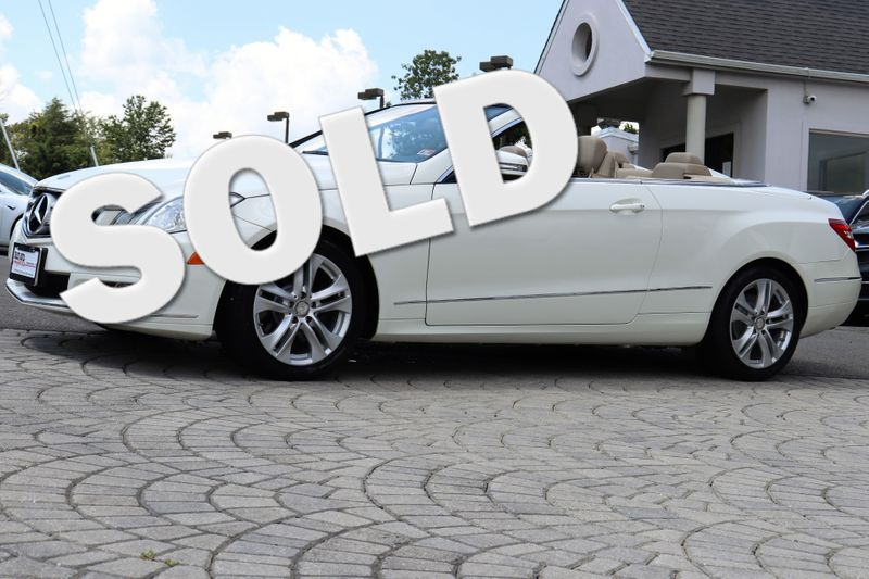 2011 Mercedes-Benz E-Class E350 Cabriolet in Alexandria VA