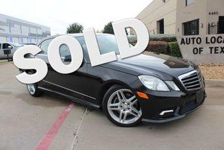 2011 Mercedes-Benz E Class E350 | Plano, TX | Consign My Vehicle in  TX