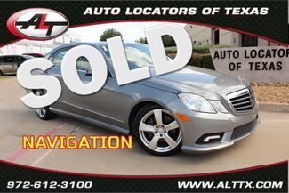 2011 Mercedes-Benz E Class E350 | Plano, TX | Consign My Vehicle in  TX