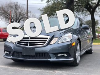 2011 Mercedes-Benz E-Class E350 Sedan in San Antonio, TX 78233