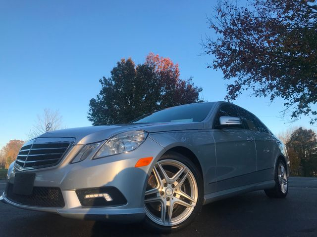 2011 Mercedes-Benz E350 4MATIC in Leesburg Virginia, 20175