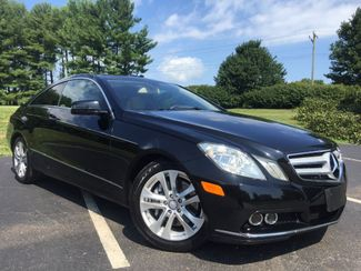 2011 Mercedes-Benz E350 Coupe in Leesburg, Virginia 20175