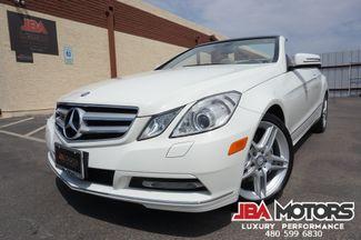 2011 Mercedes-Benz E350 AMG Sport Convertible E Class 350 | MESA, AZ | JBA MOTORS in Mesa AZ