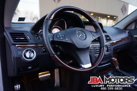 2011 Mercedes-Benz E550 Cabriolet Convertible E Class 550 AMG Sport Pkg | MESA, AZ | JBA MOTORS in MESA, AZ