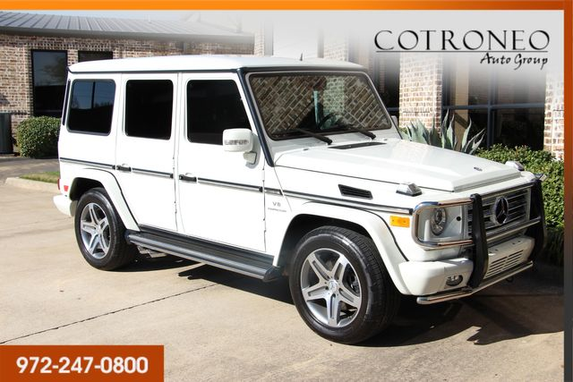 2011 Mercedes-Benz G 55 AMG in Addison, TX 75001