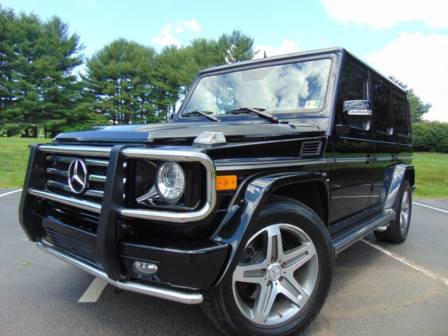 2011 Mercedes-Benz G 55 AMG in Leesburg Virginia, 20175