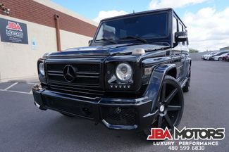 2011 Mercedes-Benz G55 AMG G Class 55 G Wagon Supercharged V8 ~ G63 Front | MESA, AZ | JBA MOTORS in Mesa AZ