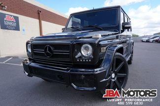 2011 Mercedes-Benz G55 AMG G Class 55 G Wagon Supercharged V8 ~ G63 Front | MESA, AZ | JBA MOTORS in Mesa AZ