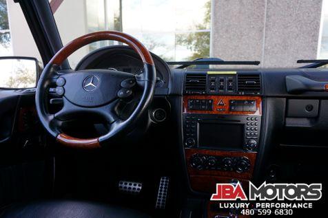 2011 Mercedes-Benz G55 AMG G Class 55 G Wagon Supercharged V8 ~ G63 Front   MESA, AZ   JBA MOTORS in MESA, AZ