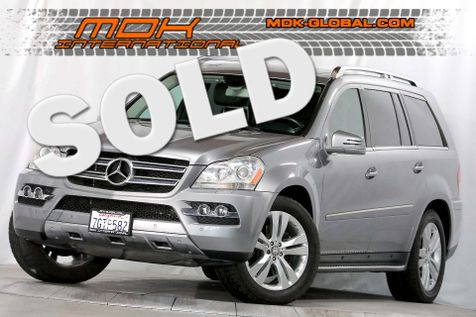 2011 Mercedes-Benz GL 450 - P2 pkg - rear DVD - Running boards - Keyless GO in Los Angeles