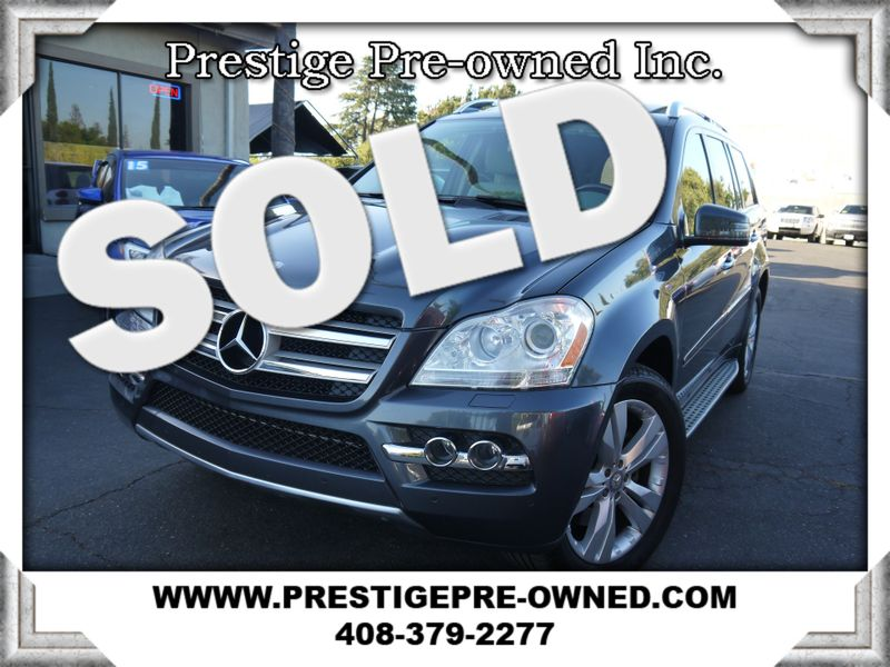 2011 Mercedes-Benz GL 450 ((**ALL WHEEL DRIVE/NAVI & BACK UP CAM**))  in Campbell CA