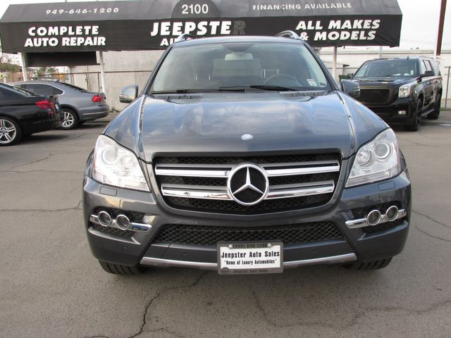 2011 Mercedes-Benz GL 450 4Matic in Costa Mesa, California 92627