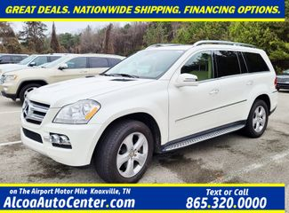 2011 Mercedes-Benz GL 450 Premium AWD 3rd Seat Leather/ Navigation Sunroof in Louisville, TN 37777
