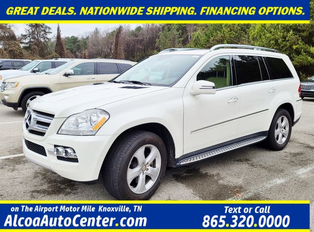 2011 Mercedes-Benz GL 450 Premium AWD 3rd Seat Leather/ Navigation Sunroof