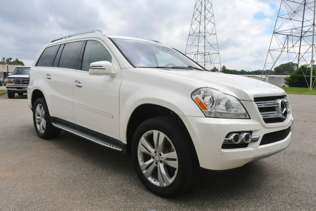 2011 Mercedes-Benz GL 450