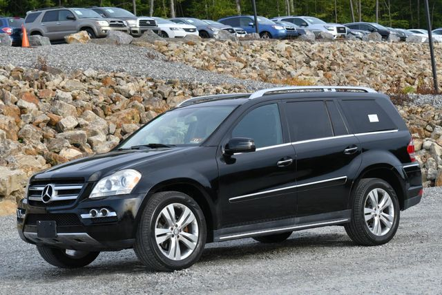 2011 Mercedes-Benz GL 450 4Matic Naugatuck, Connecticut