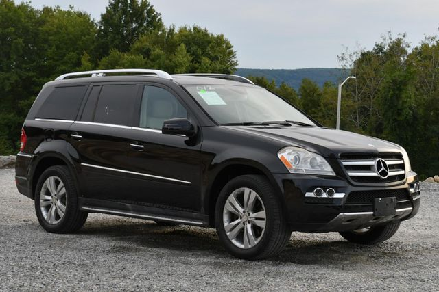 2011 Mercedes-Benz GL 450 4Matic Naugatuck, Connecticut 6