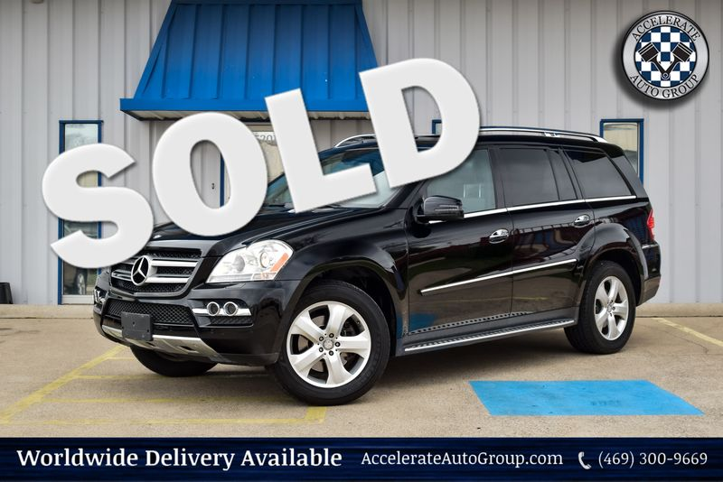 2011 Mercedes-Benz GL 450  in Rowlett Texas