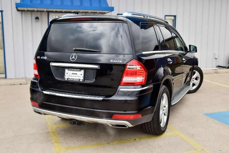 2011 Mercedes-Benz GL 450  in Rowlett, Texas