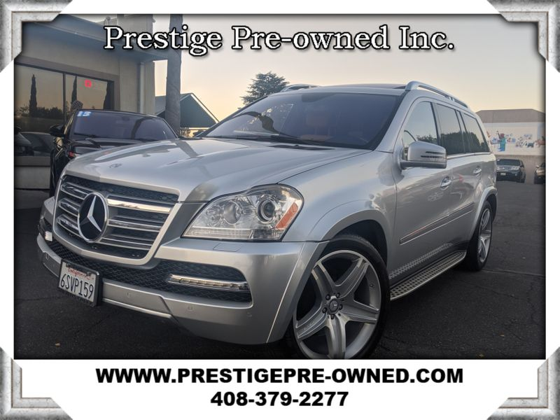 2011 Mercedes-Benz GL 550 (*NAVI/BACK UP CAM/REAR DVD/HEATED/COOLED SEATS*)  in Campbell CA