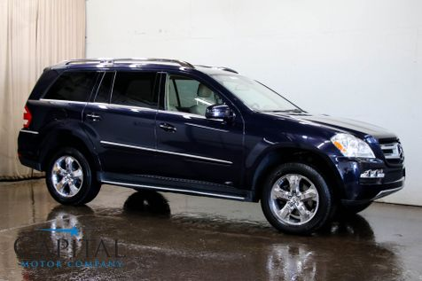2011 Mercedes-Benz GL450 4Matic AWD Luxury SUV w/3rd Row Seats, Navigation, Backup Cam, Heated Seats and Tow Pkg in Eau Claire