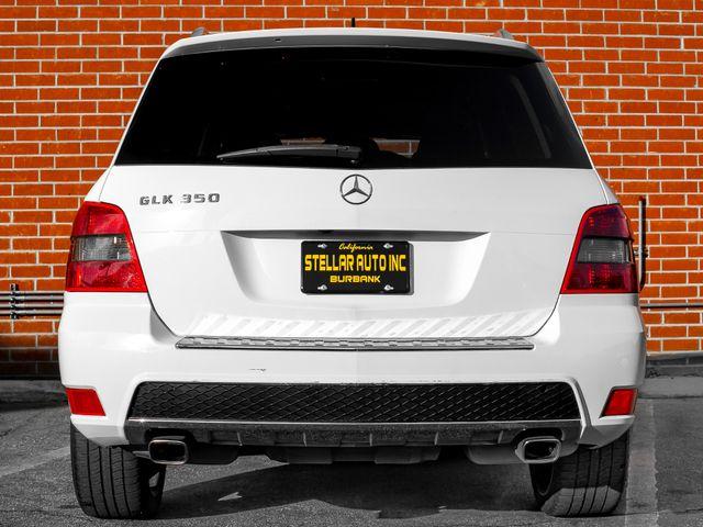 2011 Mercedes-Benz GLK 350 Burbank, CA 2