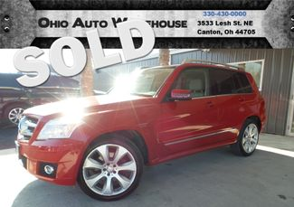 2011 Mercedes-Benz GLK GLK 350 4Matic AWD Panoramic Sunroof V6 We Finance | Canton, Ohio | Ohio Auto Warehouse LLC in Canton Ohio