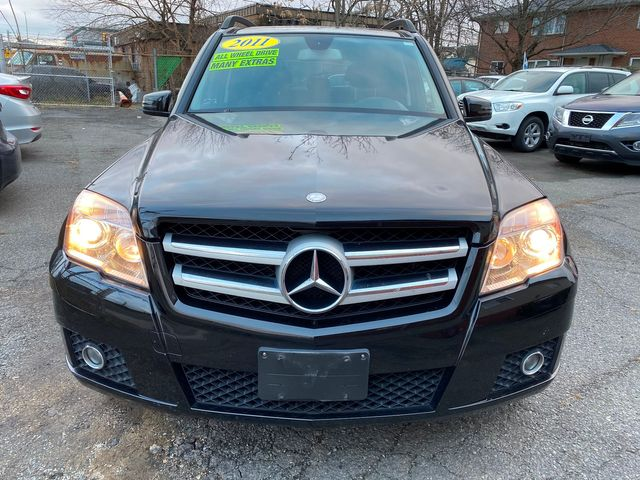 2011 Mercedes-Benz GLK 350 New Brunswick, New Jersey 1