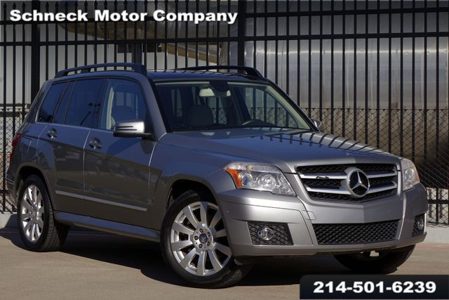 2011 Mercedes-Benz GLK 350 All wheel Drive