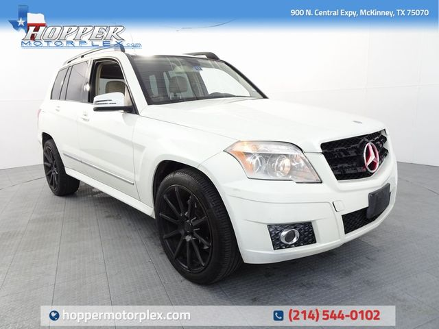 2011 Mercedes-Benz GLK GLK 350 4MATIC