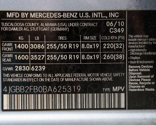 2011 Mercedes-Benz ML 350 BlueTEC Burbank, CA 33