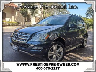 2011 Mercedes-Benz ML 350 in Campbell, CA 95008