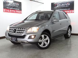 2011 Mercedes-Benz ML 350 ML350 4MATIC, LEATHER SEATS, SUNROOF in Carrollton, TX 75006