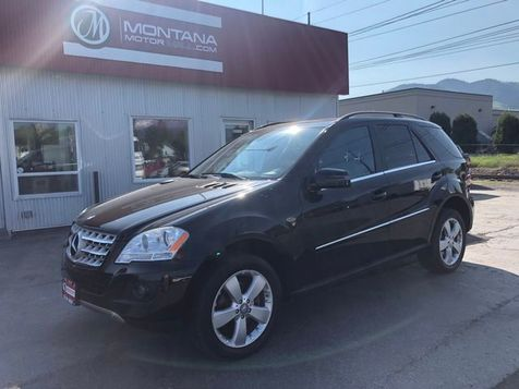 2011 Mercedes-Benz ML 350 ML 350 4MATIC Sport Utility 4D in