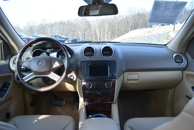 2011 Mercedes-Benz ML 350 4Matic Naugatuck, Connecticut 17