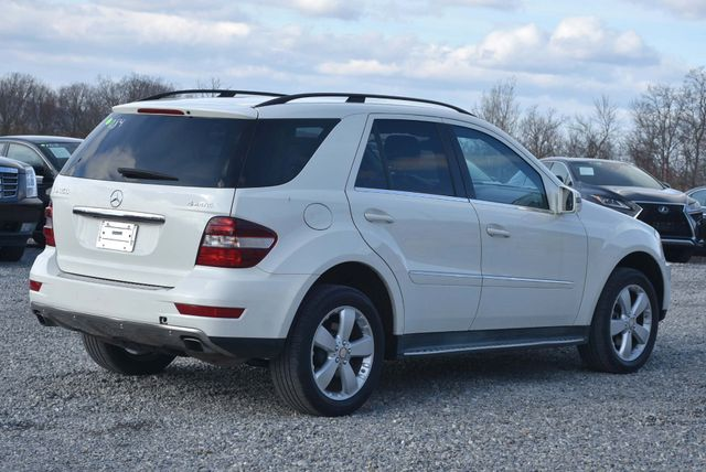 2011 Mercedes-Benz ML 350 4Matic Naugatuck, Connecticut 4