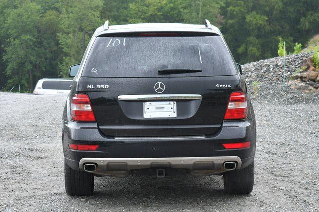 2011 Mercedes-Benz ML 350 4Matic Naugatuck, Connecticut 6