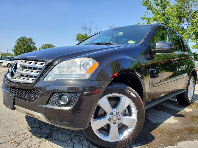 2011 Mercedes-Benz ML 350 350 4MATIC