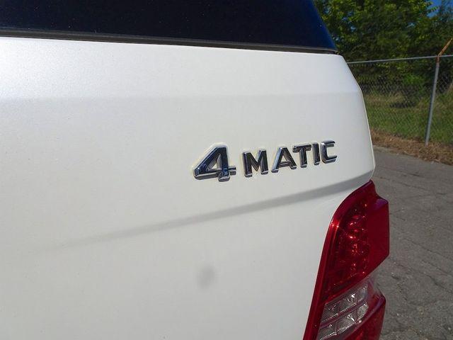 2011 Mercedes-Benz ML 550 ML 550 Madison, NC 13